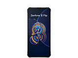Zenfone 8 Flip  グレイシアシルバー ZS672KS-SL128S8