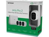 Arlo Pro2 VMS4330P-100JPS[ベースステーション+カメラ3台セット]