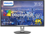 328P6VUBREB/11 31.5型 4K/HDR対応液晶モニター [3840×2160/VA/DisplayPort・HDMI×2・USB Type-C ] 5年保証
