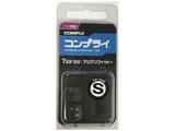 イヤーピース(Sサイズ/2個入り) TSX500BK-S-SGL-RET-PK-JPN