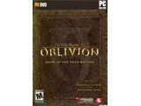 ELDER SCROLL IV:OBLIVION Game of the Year英語版