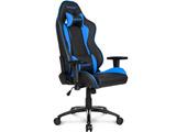 AKRacing Nitro ゲーミング・オフィスチェア AKR-NITRO-BLUE(ブルー) 【ゲーミングチェア】
