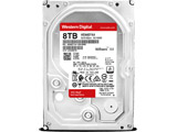 Western Digital WD Red WD80EFAX バルク品 (3.5インチ/8TB/SATA)