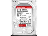 WD Red Pro WD8003FFBX バルク品 (3.5インチ/8TB/SATA)