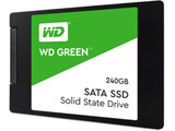 【在庫限り】 WD Green WDS240G2G0A (SSD/2.5インチ/240GB/SATA)