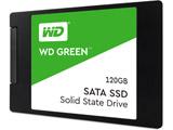 【在庫限り】 WD Green WDS120G2G0A (SSD/2.5インチ/120GB/SATA)