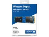 WD Blue SN500 WDS500G1B0C (SSD/M.2 2280/500GB)