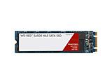 【国内正規代理店】WD 内蔵SSD M.2 2280 SATA / 500GB / WD Red SA500 / WDS500G1R0B WDS500G1R0B