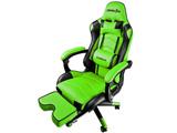 ゲーミングチェア DRAKON 709 GREEN DRAKON709GN