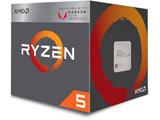 Ryzen 5 2400G BOX品
