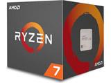 Ryzen 7 2700X BOX品