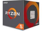 【在庫限り】 Ryzen 5 2600X BOX品