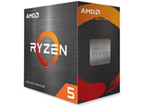 〔CPU〕AMD Ryzen 5 5600X With Wraith Stealth Cooler (6C/12T,3.7GHz,65W)【CPUクーラー付属】   100-100000065BOX