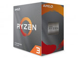 AMD Ryzen 3 3300X With Wraith Stealth cooler (4C8T,3.8GHz,65W)   100-100000159BOX