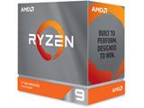 AMD Ryzen 9 3900XT W/O cooler (12C24T,3.8GHz,105W)   100-100000277WOF