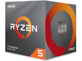 〔CPU〕 AMD Ryzen 5 3600XT With Wraith Spire cooler   100-100000281BOX