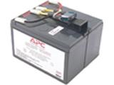 SUA500JB/SUA750JB交換用バッテリキット (RBC48L)