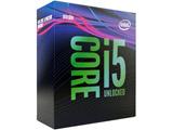 Core i5-9600K BOX品