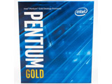 〔CPU〕 Intel Pentium Gold G6400   BX80701G6400