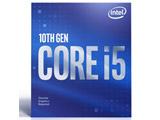 〔CPU〕 Intel Core i5-10400F   BX8070110400F