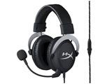 【在庫限り】 HyperX Cloud Silver 有線ゲーミングヘッドセット[PS4(家庭用ゲーム機)・PC対応] HX-HSCL-SR/NA