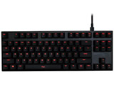 有線ゲーミングキーボード[USB 3.0]HyperX Alloy FPS Pro English (赤軸) HX-KB4RD1-US/R1