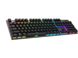 HX-KB1SS2-US HyperX Alloy FPS RGB Mechanical Gaming Keyboard - Speed Silver RGB LED 有線メカニカルキーボード