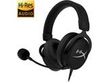 【ハイレゾ音源対応】 HX-HSCAM-GM ゲーミングヘッドセット Cloud MIX [ワイヤレス(Bluetooth)+有線 /両耳 /ヘッドバンドタイプ]