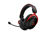 HHSC2X-BA-RD/G ゲーミングヘッドセット HyperX Cloud II wireless レッド [ワイヤレス(USB) /両耳 /ヘッドバンドタイプ]