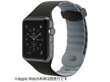 Apple Watch 38mm用スポーツバンド 「Sports Band for Apple Watch」 F8W729BTC00 ブラック