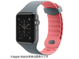 Apple Watch 38mm用スポーツバンド 「Sports Band for Apple Watch」 F8W729BTC01 カーネーション