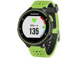 GPSマルチスポーツウォッチ 「ForeAthlete235J」 37176K (BlackGreen) 【正規品】
