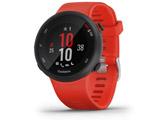 ForeAthlete 45 Lava Red 010-02156-46 Lava Red [GPSモード:11時間 スマートウォッチモード:7日間]
