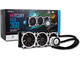 Mercury360 RGB (水冷一体型CPUクーラー/360mm/900〜1800rpm)