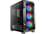 PCケース DF600 FLUX ブラック