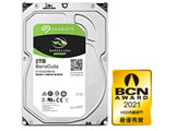 Seagate BarraCuda ST2000DM005 バルク品 (3.5インチ/2TB/SATA)