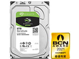 ST8000DM004 内蔵HDD BarraCuda [3.5インチ /8TB]