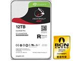 IronWolf Pro ST12000NE0008 バルク品 (3.5インチ/12TB/SATA)