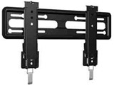 壁掛け金具 [フラット式(角度固定)] VML5-B2 ブラック