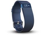 fitbit charge HR Large ブルー (FB405BUL-JPN)