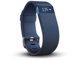 fitbit charge HR Small ブルー (FB405BUS-JPN)