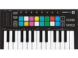MIDIキーボード/コントローラ LaunchKeyminiMK3 ブラック