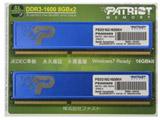 【パッケージ汚れ・破損等ございます】 PSD316G1600KH (240pin/DDR3/PC3-12800-8GBx2)