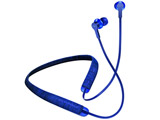 Bluetooth対応 マイク付 カナル型イヤホン SOL-SHADOW-FUSION-BL