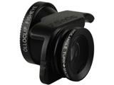 スマートフォンカメラ SELFIE 3in1 LENS iPhone5/5s OCEUIPH5L1BKSBK1[生産完了品 在庫限り]