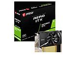 【在庫限り】 MSI GeForce GTX 1650 SUPER AERO ITX OC GeForceGTX1650SUPERAEROITXOC