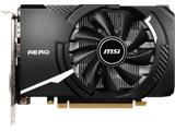 グラフィックボード GeForce GTX 1650 D6 AERO ITX OCV1  GeForceGTX1650D6 [4GB /GeForce GTXシリーズ]