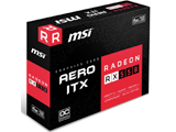 グラフィックボード Radeon RX 550 AERO ITX 4G J OC   [4GB /Radeon RXシリーズ]