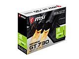 【店頭併売品】 グラフィックボード   N730K-2GD3/OCV5 [GeForce GTシリーズ /2GB]