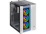 680X RGB White CC-9011169-WW (E-ATX対応キューブケース/電源別売り/ホワイト)